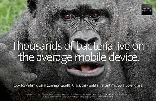 Corning announces availability of Gorilla Glass 3 for Indian OEMs