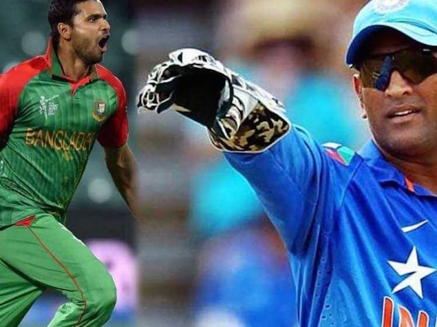 How to Watch India vs. Bangladesh Cricket World Cup Match Live Online