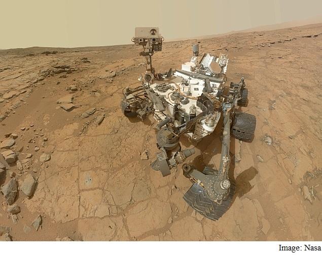 Nasa's Curiosity Rover Finds Mars Has Nitrogen, Key to Life