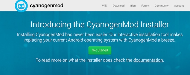 CyanogenMod Installer removed from Play Store after Google ...