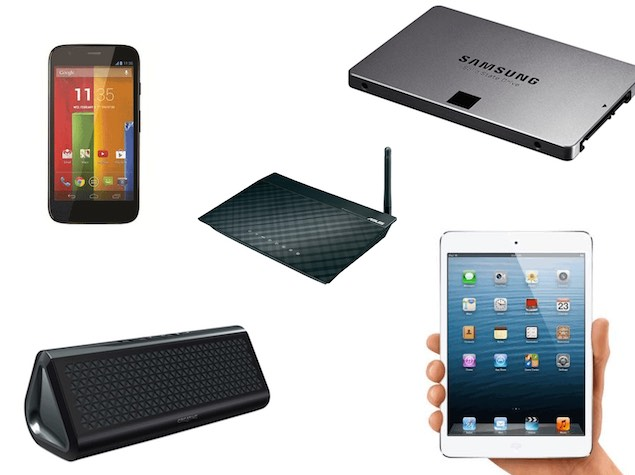 Tech Deals of the Week: Moto G, iPad mini, and More