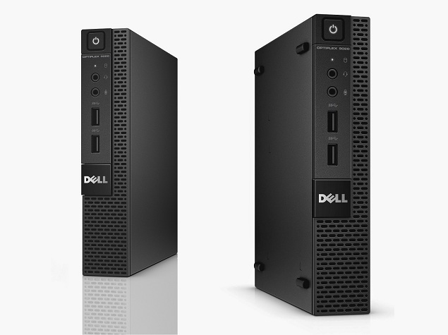 Dell Launches Optiplex Micro Desktop PCs in India, Starting Rs. 26,799