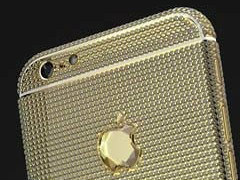 Diamond-Studded iPhone 6 by Alexander Amosu Costs GBP 1.7 Million