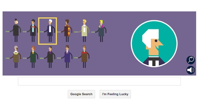 Doctor Who doodle may be Google's best yet