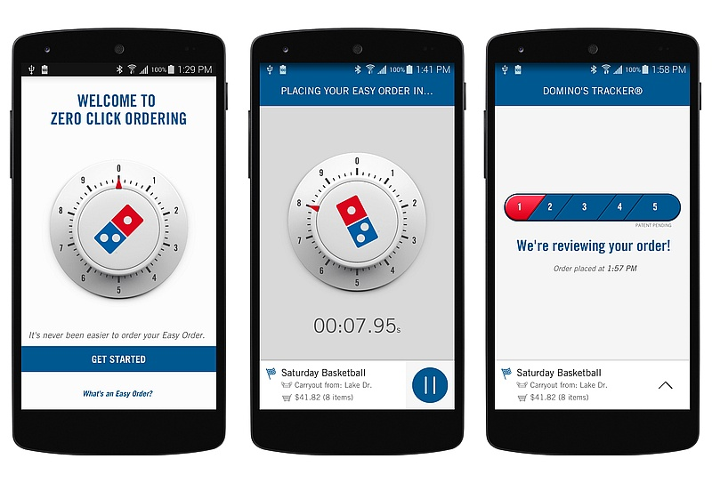 Domino's New App Lets You Order a Pizza With 'Zero Clicks'