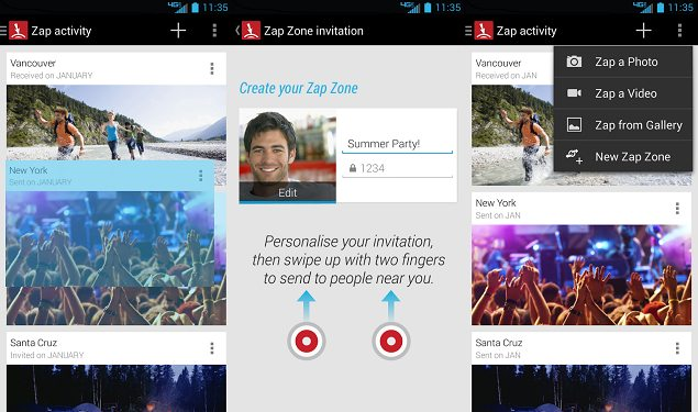 Motorola Droid Zap photo-sharing app now available for all Android devices
