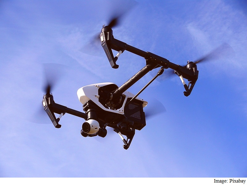 Twitter Patent Tips Plans for Tweet-Controlled Drones