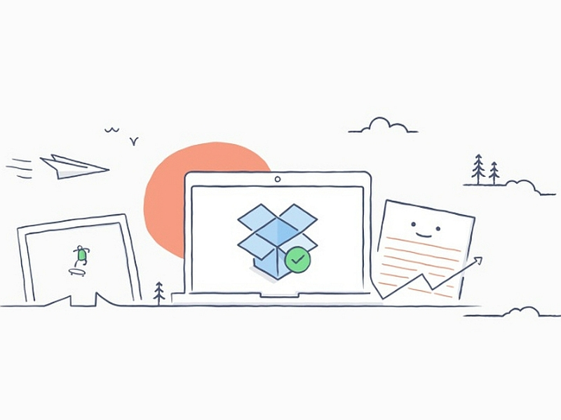 Dropbox 'Project Infinite' Shows Cloud Files as Local on Windows, OS X