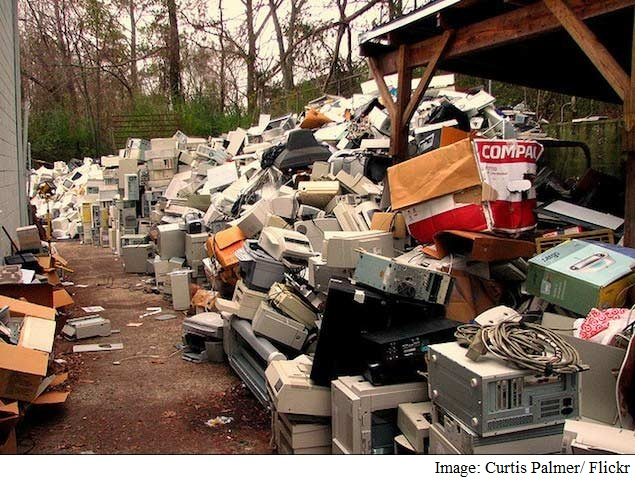 Soon, Self-Destructing Electronics to Ease Waste Management Issues