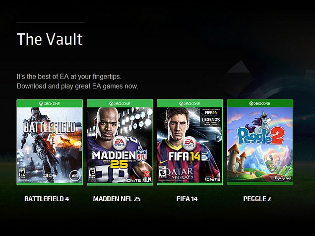 EA Access Subscription Now Available for All Xbox One Users