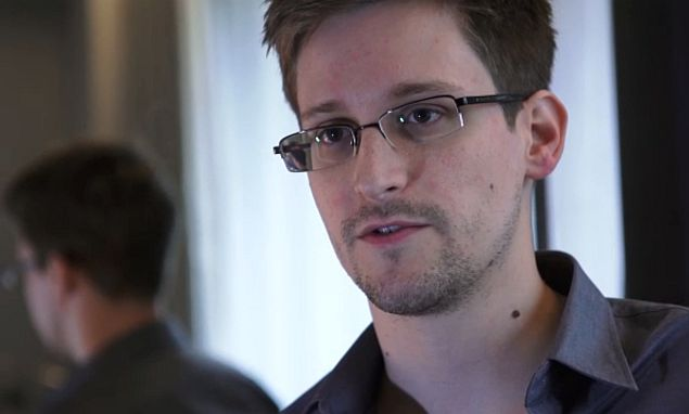Snowden calls for international agreement on data surveillance