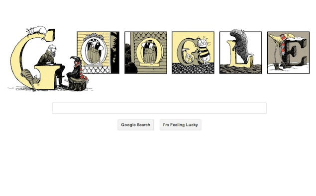 Edward Gorey's 88th celebrated by Google doodle