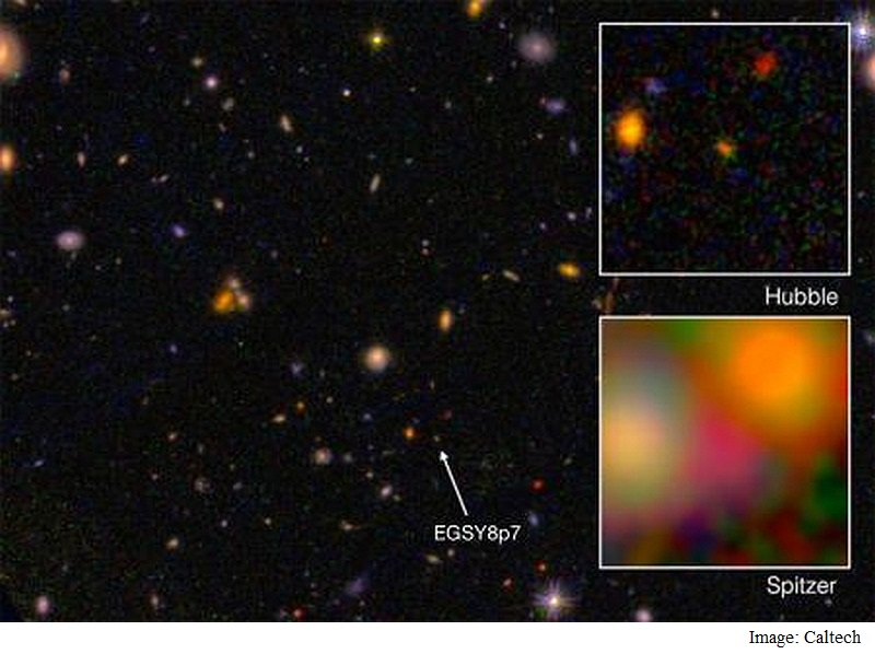 Farthest Galaxy Detected, Astronomers Say