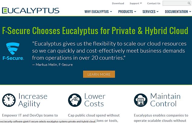HP to Buy Cloud Startup Eucalyptus Software in Rare Acquisition