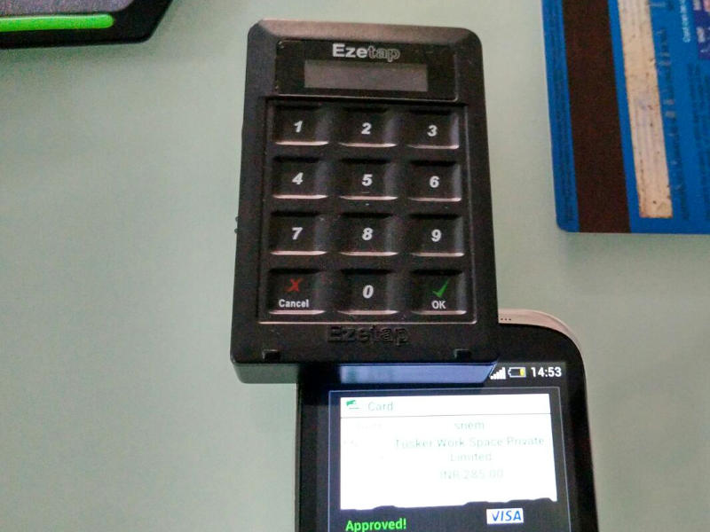 Ezetap Adds 4 Indian Mobile Wallets to Its Mobile Point of Sale Solution
