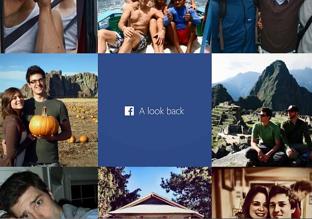 Facebook celebrates 10-year anniversary with 'Look Back' feature