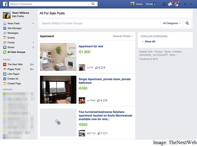 Is Facebook Getting Ready to Launch eBay-Like Features?