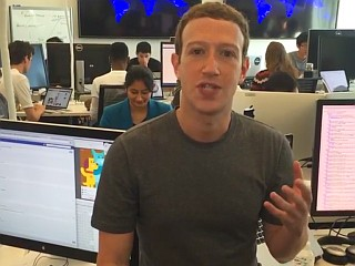 Facebook CEO Mark Zuckerberg Reveals Redesigned Sharing Options on App