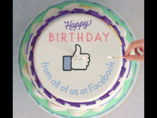 Facebook Will Now Collate Birthday Wishes and Show Them to You in a Video