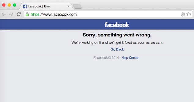 Facebook, Instagram Suffer Outage but Deny Hacker Attack