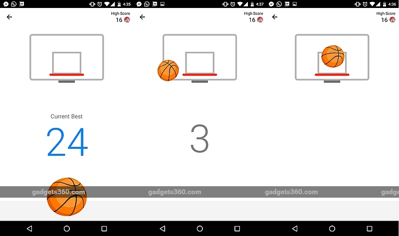 Facebook Messenger Gets a Basketball Game: Here's How to Get Started
