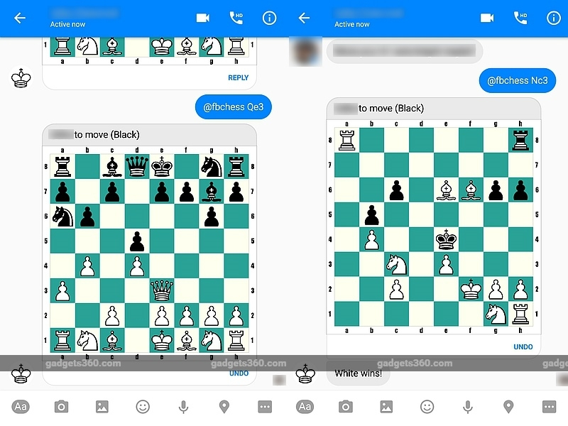 Facebook Messenger Has a Hidden Chess Game; Here's How to Get Started