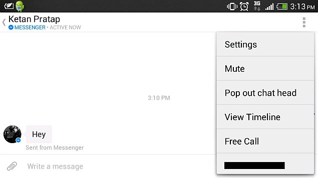 Free chat messenger in india