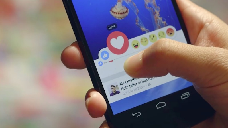 Facebook's Reactions Have Failed to Engage Users Thus Far: Study