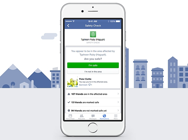 Facebook Helped Connect Over 7 Million Nepal Earthquake Survivors to Family