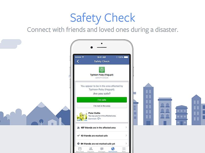 Paris Attacks: Facebook Sets Up Safety Check