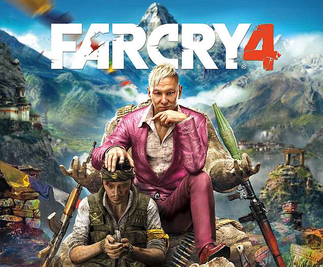 Far Cry 4 Launching on PlayStation, Xbox, and Windows on November 18