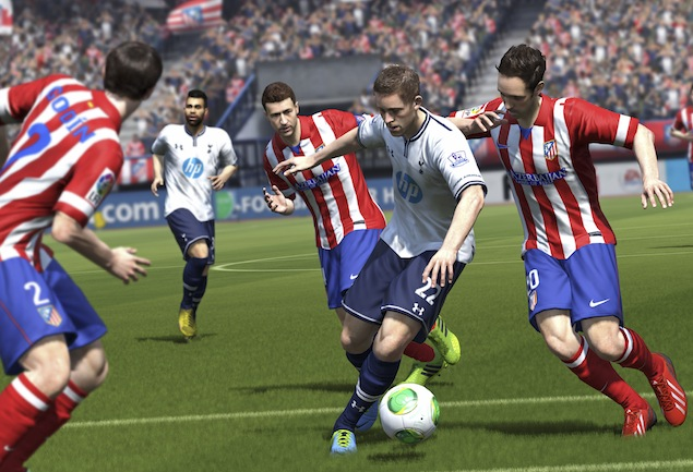 FIFA 14 for iOS and Android to be free to play, demo for Xbox, PS3 and PC available September 10