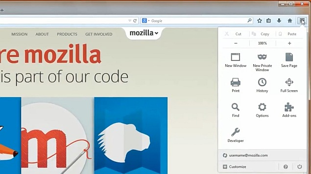 Firefox 29 with overhauled UI now available for download