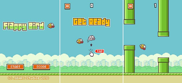 Flappy Bird for iOS, Android taken down by developer