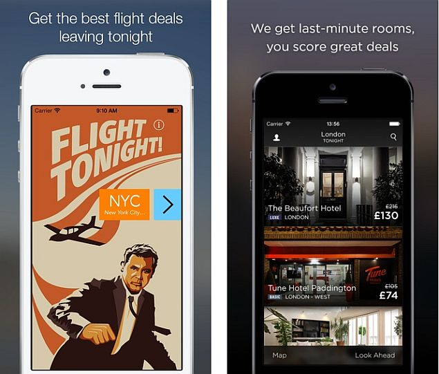 Same-Day Travel Apps Cater to Last-Minute Travellers