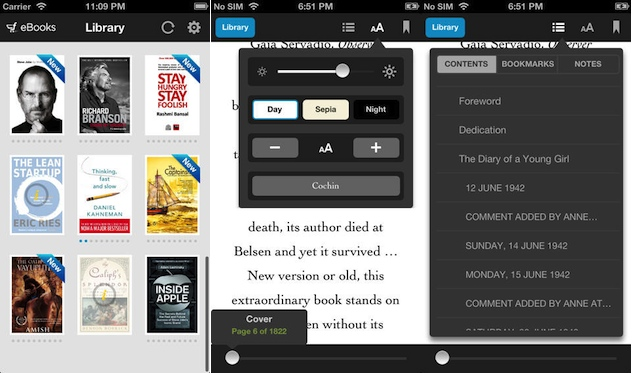 Flipkart launches eBooks app for iOS, Windows Phone and Web; announces Nokia tie-up