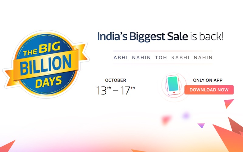 Flipkart Big Billion Days Sale Off to a Rocky Start