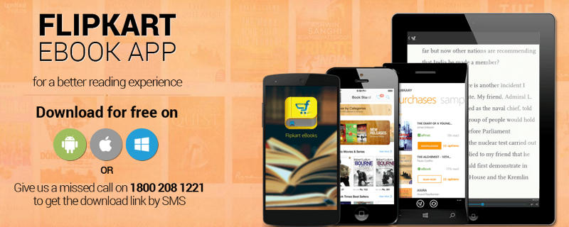 Flipkart Closes Ebook Store, Will Migrate User Libraries to Kobo