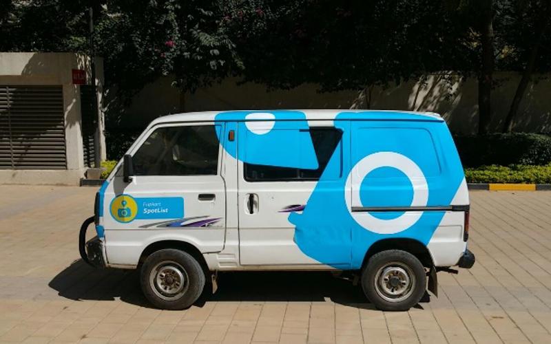 Amazon, Flipkart Launch Studio on Wheels Services for Sellers
