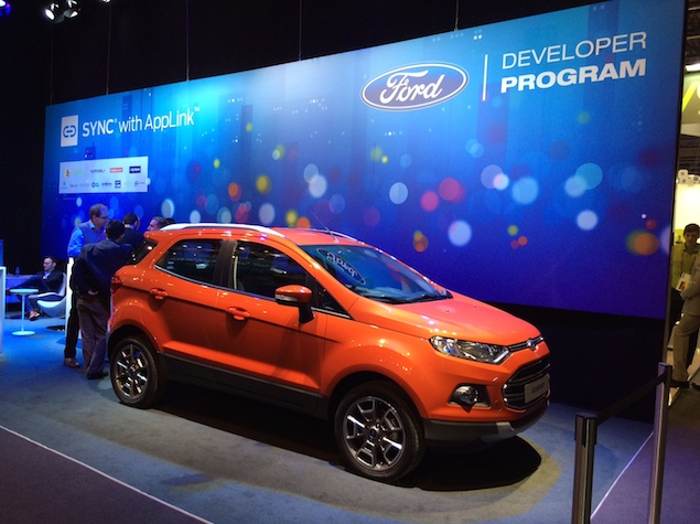 Ford admits looking beyond Microsoft for next-generation Sync, but BlackBerry deal not done yet