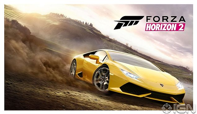 Forza Horizon 2 Announced for 2014 Release on Xbox 360 and Xbox One