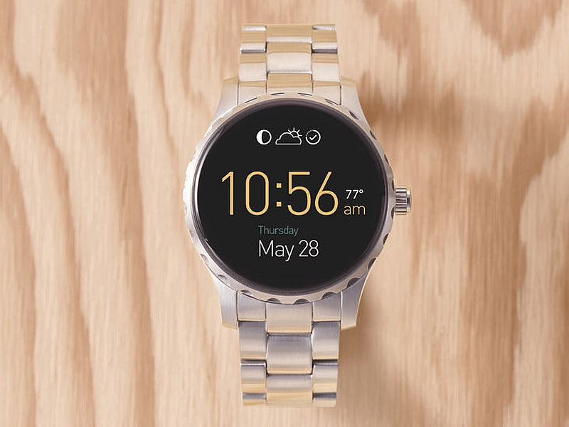 Fossil Launches Activity Tracker, Android Wear Smartwatches