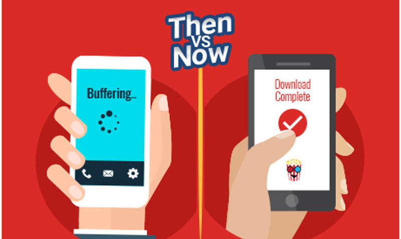 Now, Download a Movie in 3 Minutes at the Hyderabad Airport