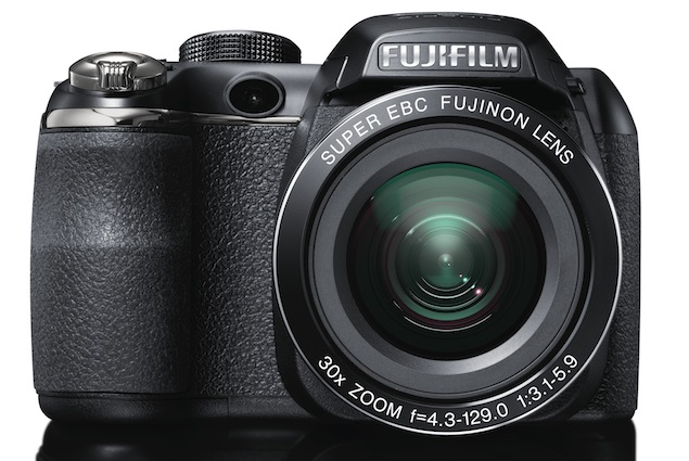 Fujjifilm launches FinePix S4500 with 30x optical zoom