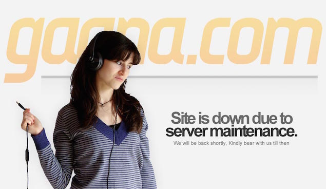 Gaana.com Confirms Its User Database Was Hacked