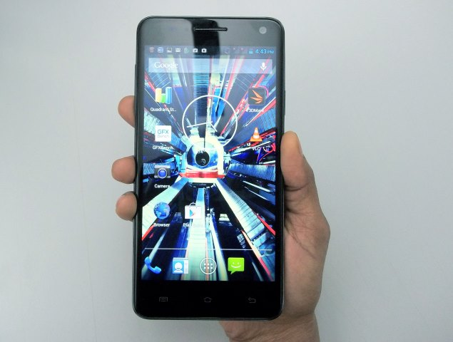 Xolo Q3000 review