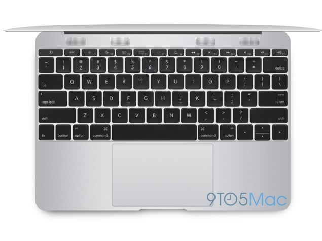 12-Inch MacBook Air Leaked Again; Apple Watch Reportedly Due in March