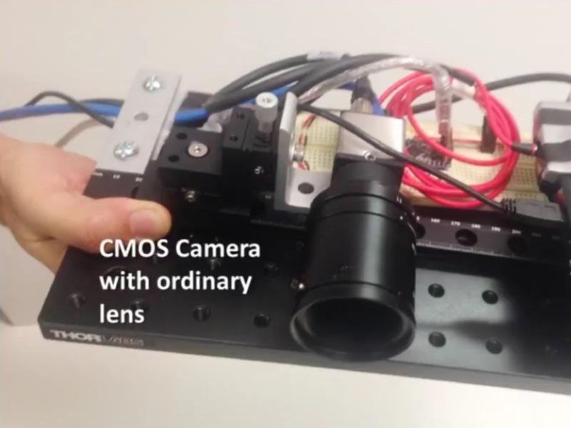 New Depth-Sensing 3D Imaging Technology Works in Bright Sunlight