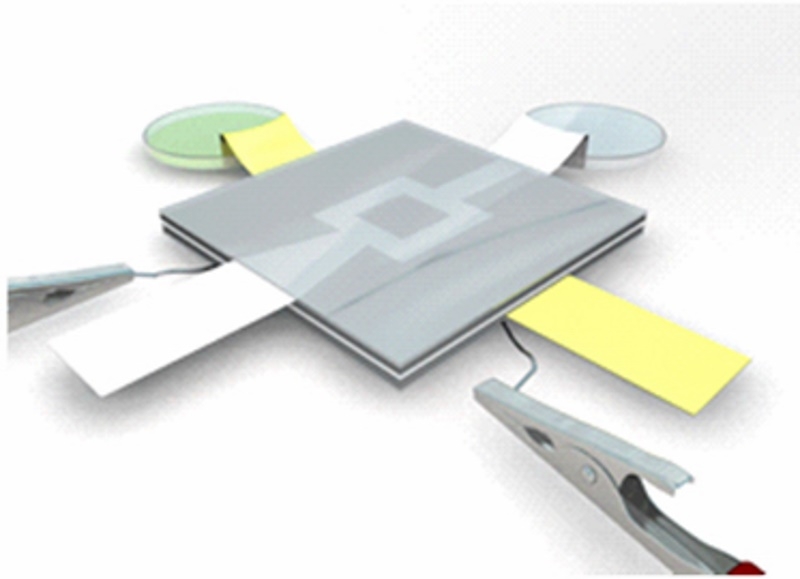 New 3D Paper-Based Microbial Fuel Cell Developed