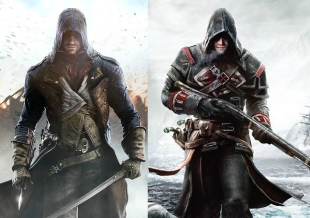 A Tale of Two Assassin's Creeds